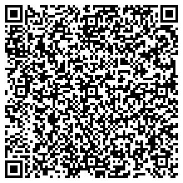 QR-код с контактной информацией организации АПК Интер СИЧ, ООО