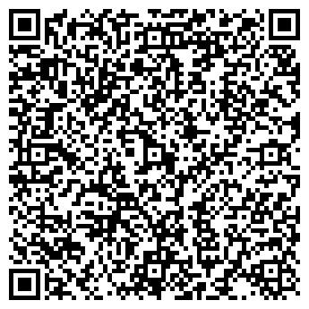 QR-код с контактной информацией организации КАНЕВСКРЕМТЕХСЕРВИС, ОАО