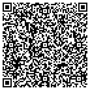 QR-код с контактной информацией организации YabaDaba, ООО