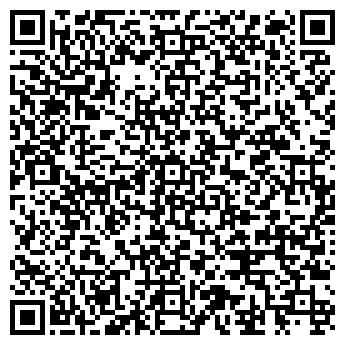 QR-код с контактной информацией организации ДОНРЫБСТРОЙ ООО КСФ