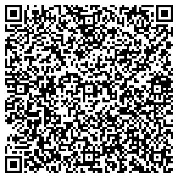 QR-код с контактной информацией организации Эргономика, ТОО