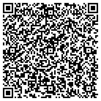 QR-код с контактной информацией организации Логос, ТОО