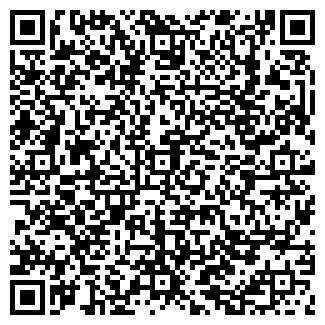 QR-код с контактной информацией организации БЛИНОК КАФЕ