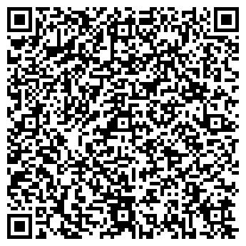 QR-код с контактной информацией организации АВИСА, ТОО