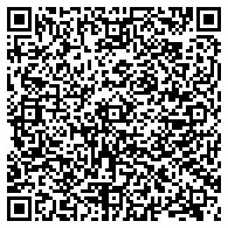 QR-код с контактной информацией организации ТЕВ, ООО
