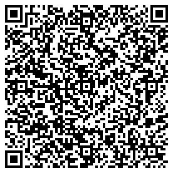 QR-код с контактной информацией организации Ткань-сервис, ОДО