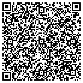 QR-код с контактной информацией организации Фригат, ОДО