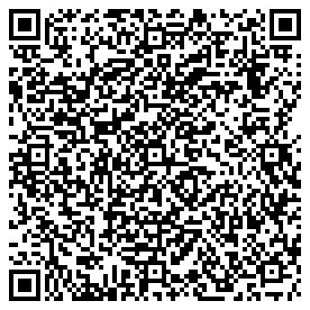QR-код с контактной информацией организации Профспецторг, ЧУП