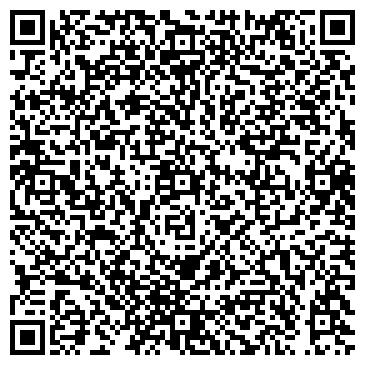 QR-код с контактной информацией организации Людмила. Фабрика головных уборов, ЗАО