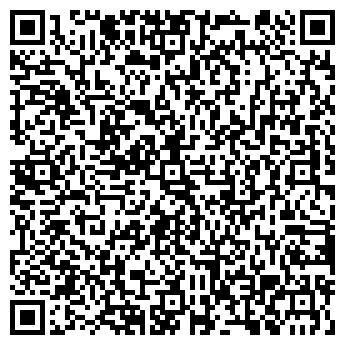 QR-код с контактной информацией организации Мотком, ИЧУПП