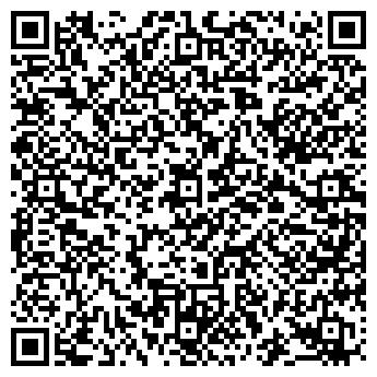 QR-код с контактной информацией организации Праздник от Золушки, ЧУП