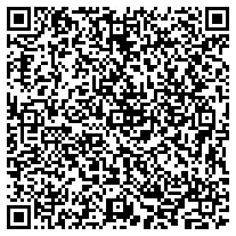 QR-код с контактной информацией организации Инколор, ОДО