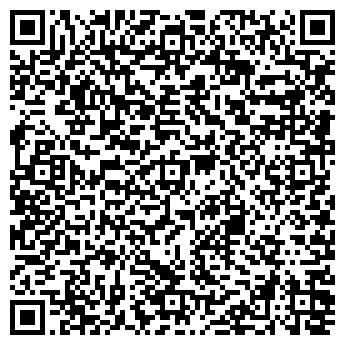 QR-код с контактной информацией организации Мон Руа, АО