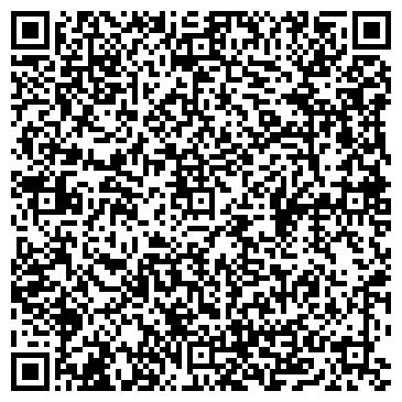 QR-код с контактной информацией организации Паллада-стиль, ЧУП