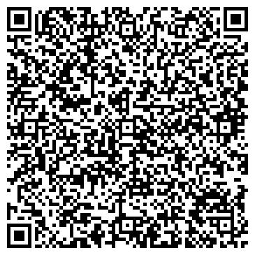 QR-код с контактной информацией организации Альбамода, ООО