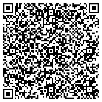 QR-код с контактной информацией организации ПВплюс, УЧТПП
