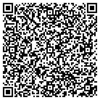QR-код с контактной информацией организации ТрэйдКлаб, ООО