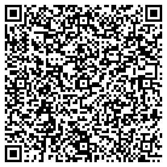 QR-код с контактной информацией организации Мона, ОАО
