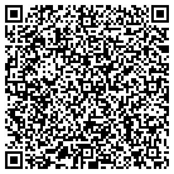 QR-код с контактной информацией организации ВикТан, АО