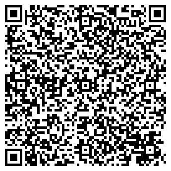 QR-код с контактной информацией организации БинаТекс, ООО