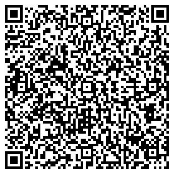 QR-код с контактной информацией организации Перфетто, УП