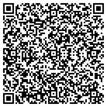 QR-код с контактной информацией организации Интраст, ЗАО
