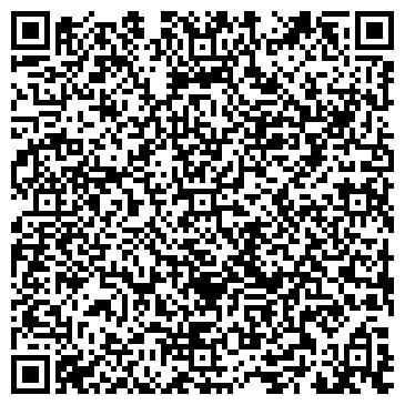 QR-код с контактной информацией организации Волшебный крестик