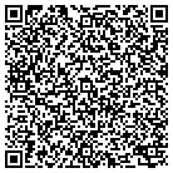 QR-код с контактной информацией организации Разнобытпродукт, ЗАО