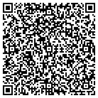 QR-код с контактной информацией организации Швейный Мир, ИП