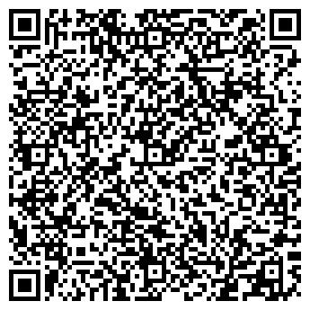 QR-код с контактной информацией организации Бугатти (Bugatti), ООО