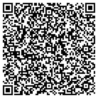 QR-код с контактной информацией организации КУБАНЬПАССАЖИРАВТОСЕРВИС