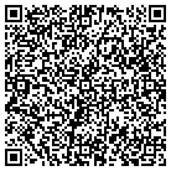 QR-код с контактной информацией организации Тураева Е.А., ИП