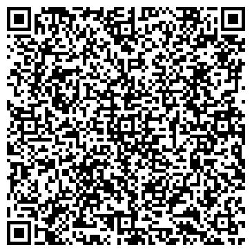 QR-код с контактной информацией организации Леоджи, ОДО