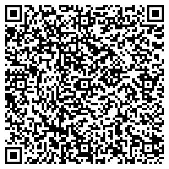 QR-код с контактной информацией организации Пешкова М. П., ИП