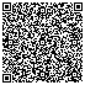 QR-код с контактной информацией организации Линж, ООО