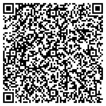QR-код с контактной информацией организации Браво, ЧУП