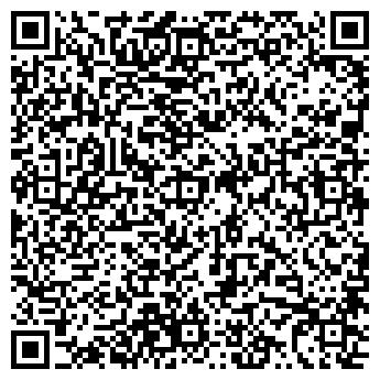 QR-код с контактной информацией организации Панда, ОДО
