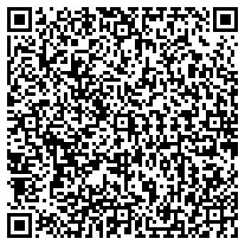 QR-код с контактной информацией организации Диссар, ПЧУП
