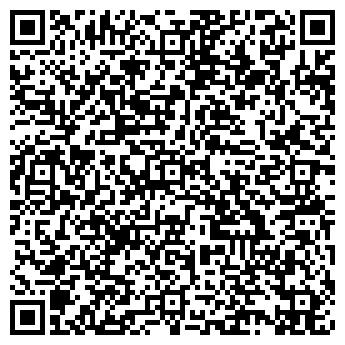 QR-код с контактной информацией организации Ника (Nika), АО