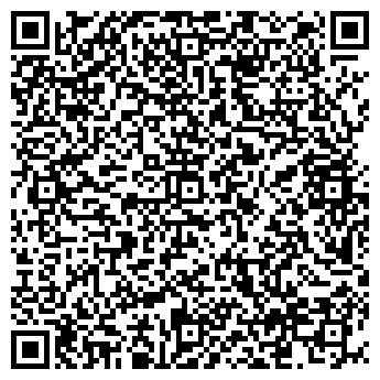 QR-код с контактной информацией организации Евроодежда, ЧУП
