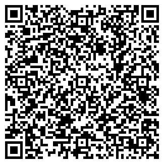QR-код с контактной информацией организации МЕГЕОН, ООО