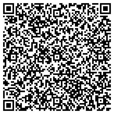 QR-код с контактной информацией организации Море швейной фурнитуры