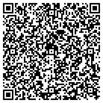 QR-код с контактной информацией организации БАЛУ Трейд, ЧТПУП