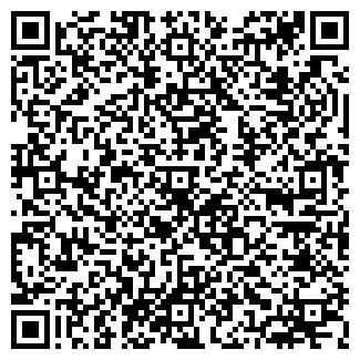 QR-код с контактной информацией организации IRINANA