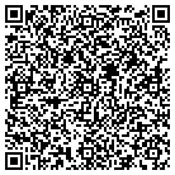 QR-код с контактной информацией организации Канцтовары, СПД