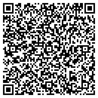 QR-код с контактной информацией организации Лампа