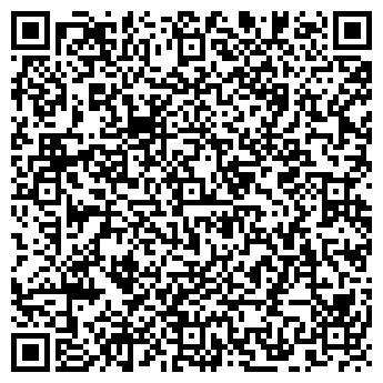 QR-код с контактной информацией организации АЗУР арт-студия, ЧП
