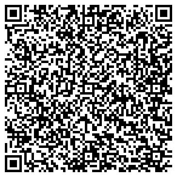 QR-код с контактной информацией организации Кленовый лист, ТОО