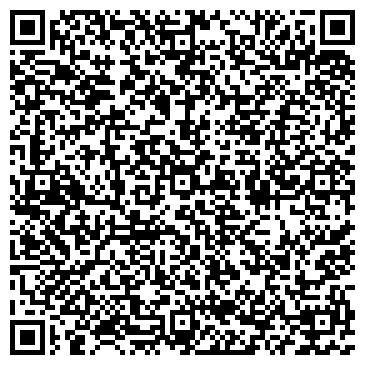 QR-код с контактной информацией организации Французский бульдог, ЧП