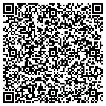 QR-код с контактной информацией организации Водный мир, АО